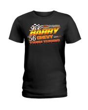 FastLane JB '56 CHEVY Ladies T-Shirt thumbnail