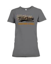 FastLane RACING DNA II Premium Fit Ladies Tee thumbnail