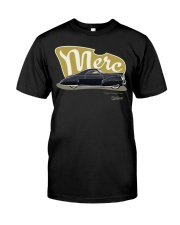 FastLane Merc Vintage Customz Classic T-Shirt front