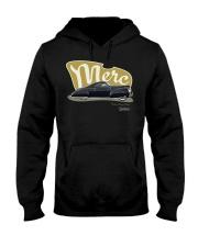 FastLane Merc Vintage Customz Hooded Sweatshirt thumbnail
