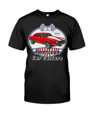 FastLane Car Culture Classic T-Shirt front