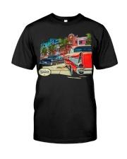 FastLane Miami Classic T-Shirt front