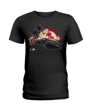 V8 BABES Journey Ladies T-Shirt thumbnail