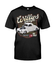 FastLane Willys Classic T-Shirt front