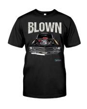 FastLane BLOWN Classic T-Shirt front