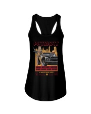 FastLane PATRIOTS Ladies Flowy Tank tile