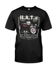 FastLane H A T E Rod Classic T-Shirt tile