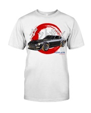 FastLane DSN Classic T-Shirt front