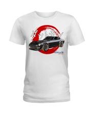 FastLane DSN Ladies T-Shirt thumbnail