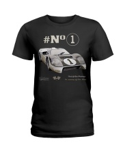 FastLane No1 Ladies T-Shirt thumbnail