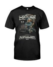 FastLane DIESEL POWER Classic T-Shirt front