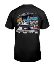 GO FASTLANE Classic T-Shirt back