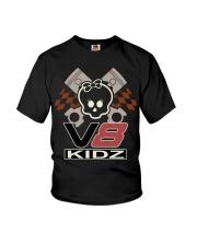 V8 KIDZ Original GIRLS Youth T-Shirt front