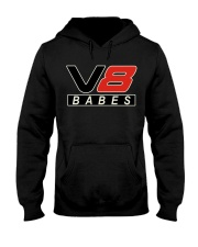 V8 BABES Original Hooded Sweatshirt thumbnail
