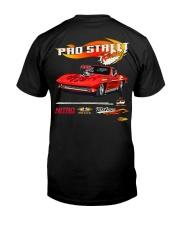 FastLane PRO STREET RACING C2 Classic T-Shirt back