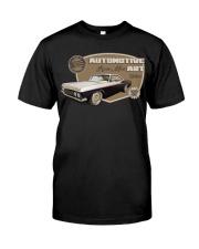 FastLane Resto Mod Classic T-Shirt front
