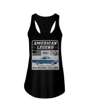 FastLane AMERICAN LEGEND Ladies Flowy Tank thumbnail