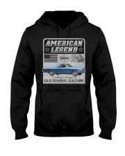 FastLane AMERICAN LEGEND Hooded Sweatshirt thumbnail