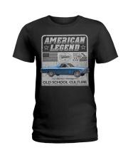 FastLane AMERICAN LEGEND Ladies T-Shirt thumbnail