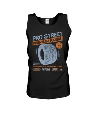 FastLane PRO STREET RADIAL Unisex Tank thumbnail
