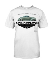 FastLane 1937 COUPE Classic T-Shirt front