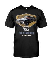 FastLane 383 STROKER Classic T-Shirt front