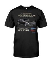 FastLane Golden Age Classic T-Shirt front