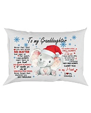 BELIEVE IN YOURSELF - BEST GIFT FOR GRANDDAUGHTER Rectangular Pillowcase front