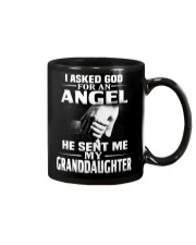 God Sent Me Granddaughter Mug thumbnail