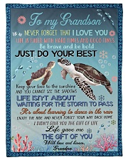 """NEVER FORGET THAT I LOVE YOU Small Fleece Blanket - 30"""" x 40"""" front"""