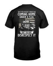 IF YOU HAVEN'T RISKED - GREAT GIFT FOR GRANDPA Classic T-Shirt back