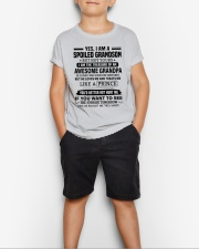 YOU WOULD BETTER NOT HURT ME Youth T-Shirt lifestyle-youth-tshirt-front-1