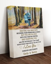 MEETING YOU WAS FATE - LOVELY GIFT FOR WIFE 11x14 Gallery Wrapped Canvas Prints aos-canvas-pgw-11x14-lifestyle-front-17