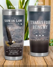 YOU'RE THE LOVE - LOVELY GIFT FOR SON-IN-LAW  20oz Tumbler aos-20oz-tumbler-lifestyle-front-57