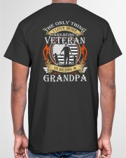 PERFECT GIFT FOR GRANDPA Classic T-Shirt garment-tshirt-unisex-back-04