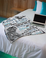 """1 DAY LEFT - GET YOURS NOW Small Fleece Blanket - 30"""" x 40"""" aos-coral-fleece-blanket-30x40-lifestyle-front-10"""