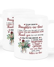 THE GIFT OF LIFE - BEST GIFT FOR DAUGHTER-IN-LAW Mug ceramic-mug-lifestyle-01