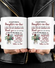 THE GIFT OF LIFE - BEST GIFT FOR DAUGHTER-IN-LAW Mug ceramic-mug-lifestyle-24