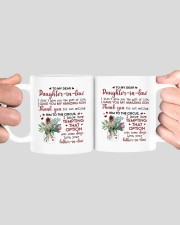 THE GIFT OF LIFE - BEST GIFT FOR DAUGHTER-IN-LAW Mug ceramic-mug-lifestyle-41