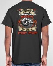 SHE CALLS ME POP POP Classic T-Shirt garment-tshirt-unisex-back-04