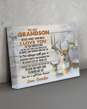 I LOVE YOU - GREAT GIFT FOR GRANDSON FROM GRANDPA 14x11 Gallery Wrapped Canvas Prints aos-canvas-pgw-14x11-lifestyle-front-15