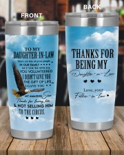 THE GIFT OF LIFE - GIFT FOR DAUGHTER-IN-LAW 20oz Tumbler aos-20oz-tumbler-lifestyle-front-56