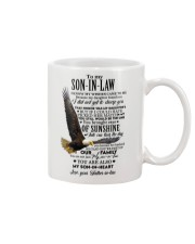 YOU BROUGHT RAYS - BEST GIFT FOR SON-IN-LAW Mug front