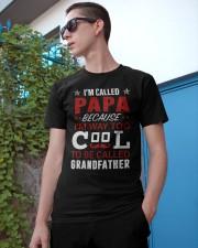 I'M CALLED PAPA Classic T-Shirt apparel-classic-tshirt-lifestyle-17