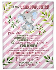 """HOW SPECIAL YOU ARE TO ME Small Fleece Blanket - 30"""" x 40"""" front"""