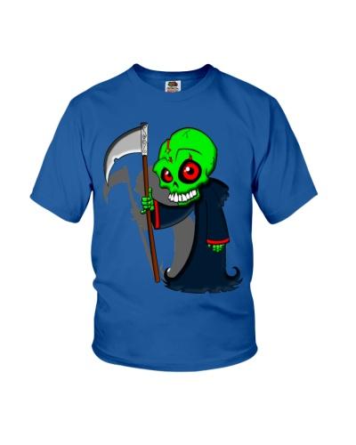 Grim Alien Area 51 T-shirt