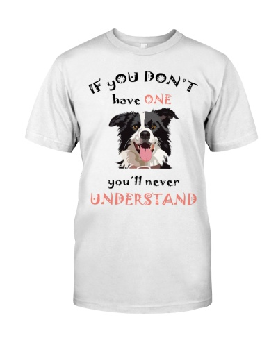 you'll never understand border lovers T-shirts
