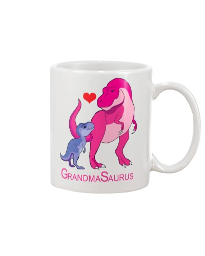 Funny Dinosaur GrandmaSaurus