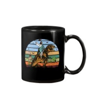 Jesus Riding Dinosaur Mug thumbnail