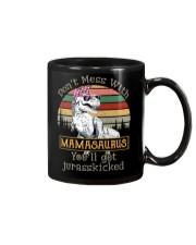 Don't Mess with Mamasaurus Mug thumbnail